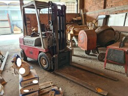 Diesel forklift - Lot 3 (Auction 6336)
