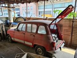 Car Renault - Lot 5 (Auction 6336)