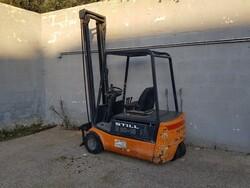 Still R 20 18 forklift - Lot 9 (Auction 6337)