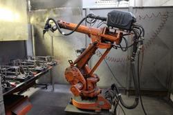 Robot di saldatura Abb - Lotto 6 (Asta 634)