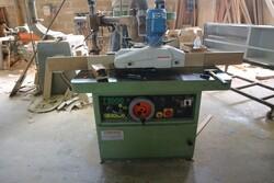Gabbiani multiblade saw and Masterwood CNC bedaner - Lote 11 (Subasta 6340)