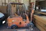 OM Forklift truck - Lot 23 (Auction 6340)