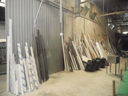 PVC profiles for frames or sashes - Lot 12 (Auction 6344)