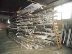 Aluminum bars and profiles - Lot 16 (Auction 6344)