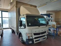 Mitsubishi Fuso Canter 3C15 Truck - Lot 2 (Auction 6357)