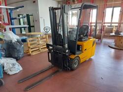 Jungheinrich EFG 115 forklift truck - Lot 4 (Auction 6357)