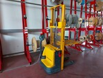 Jungheinrich electric forklift and electric pallet truck - Lot 6 (Auction 6357)