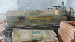 Auction of woodworking machinery and semi finished products - Lot 0 (Auction 6361)
