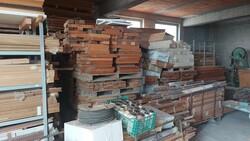 Prodotti lavorati e semilavorati in legno - Lotto 20 (Asta 6361)