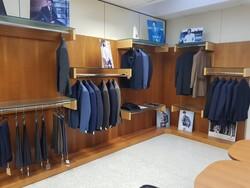 Stock capi abbigliamento uomo Angelo Nardelli - Lotto 12 (Asta 6372)