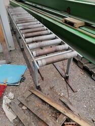 Idle roller conveyor - Lot 47 (Auction 6373)