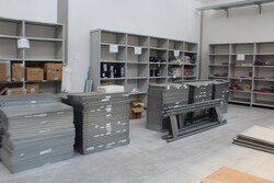 Scaffalature e arredamento da ufficio - Lotto 7 (Asta 6374)