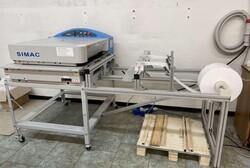 Simac pleating machine and Gea sanitizing machine - Lot 0 (Auction 6375)