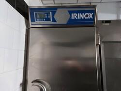 Irinox blast chiller and fridge - Lot 2 (Auction 6376)