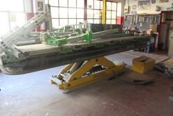 Dima Global Speed straightening bench - Lote 5 (Subasta 6377)