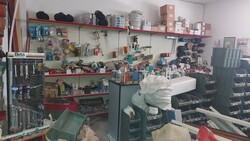 Materiali per ferramenta ed idraulica