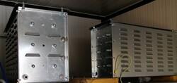 Resistors in metal box - Lot 3 (Auction 6383)