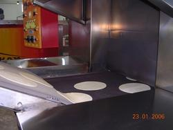 Leavening cell with conveyor - Lot 1 (Auction 639)