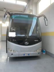 King Long Bus - Lot 1 (Auction 6390)