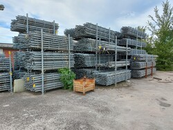 Scaffolding rod Ceta tubes and joints - Lot 0 (Auction 6396)