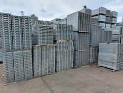 Ceta multidirectional scaffolding - Lot 50000 (Auction 6396)