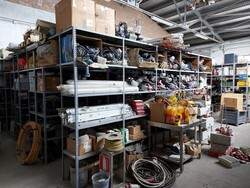 Electrical equipment - Lot 11 (Auction 6400)