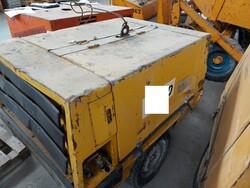Compressore Atlas Copco XAS40DD - Lotto 16 (Asta 6400)
