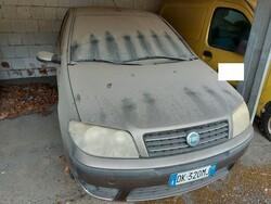 Autovettura Fiat Punto 1.3 MJET - Lotto 2205 (Asta 6400)