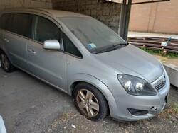 Autovettura Opel Zafira One - Lotto 2221 (Asta 6400)