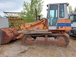 Fiat Hitachi FL145 track loader - Lot 24 (Auction 6400)