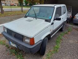Autocarro Fiat  Panda Van 4x4