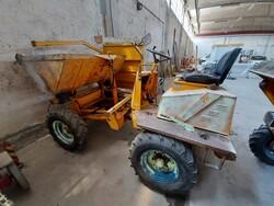 Dumper Transpala - Lotto 3051 (Asta 6400)