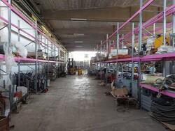 Scaffalatura industriale - Lotto 7 (Asta 6400)