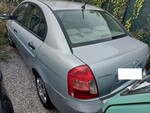Hyundai Accent car - Lot 2 (Auction 6406)