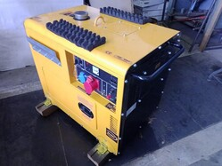 Diesel generator - Lote 28 (Subasta 6413)