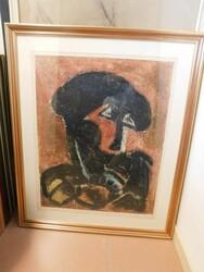 Work by Louis Jaquet - Lot 18 (Auction 6419)