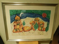 Work by Louis Jaquet - Lot 21 (Auction 6419)