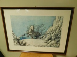 Lithographs by Augusto Daolio - Lot 5 (Auction 6419)