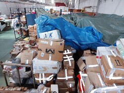 Work and accident prevention clothing and equipment - Lot 1 (Auction 6420)