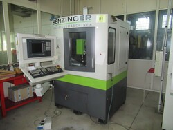 Centri di lavoro CNC Benzinger e macchine lavorazione metalli - Lotto 1 (Asta 6427)