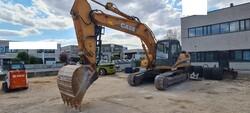 Case crawler excavator - Lot 2 (Auction 6428)