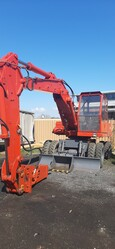 Atlas wheel excavator - Lot 2 (Auction 6431)