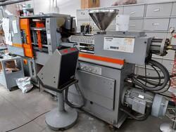 Macchina per stampaggio a iniezione Sandretto - Lotto 12 (Asta 6439)