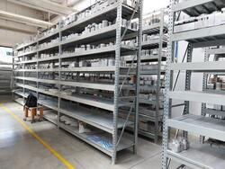 Scaffalatura industriale Leoni - Lotto 19 (Asta 6439)