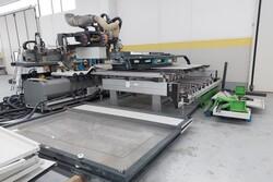 Multicentro di lavoro CNC Biesse Uniline 3200 - Lotto 1 (Asta 6475)
