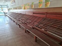 Scaffalature e cella frigo - Lotto 2 (Asta 6481)