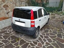 Autocarro Fiat  Panda e barbecue - Lotto 3 (Asta 6481)