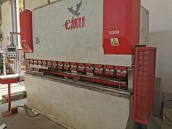 CMU press brake - Lote 2 (Subasta 6658)