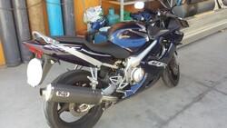 Motociclo Honda CBR 600 F - Lotto 4 (Asta 6658)