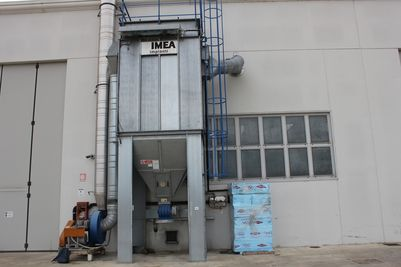 Suction plant Imea Impianti - Lot 282 (Auction 7501)
